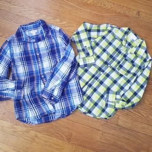 Other - Two Boys long sleeve shirts